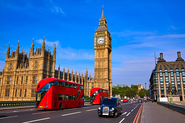 Englisch Sprachreise London